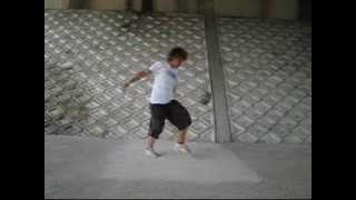 YOSSHI - FREESTYLE - 20 フリースタイルフットボール アレッグ