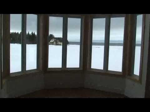(SOLD) PEI Real Estate, 18 McKenna Lane, Sunbury Cove Estates, New Waterfront Home For Sale.