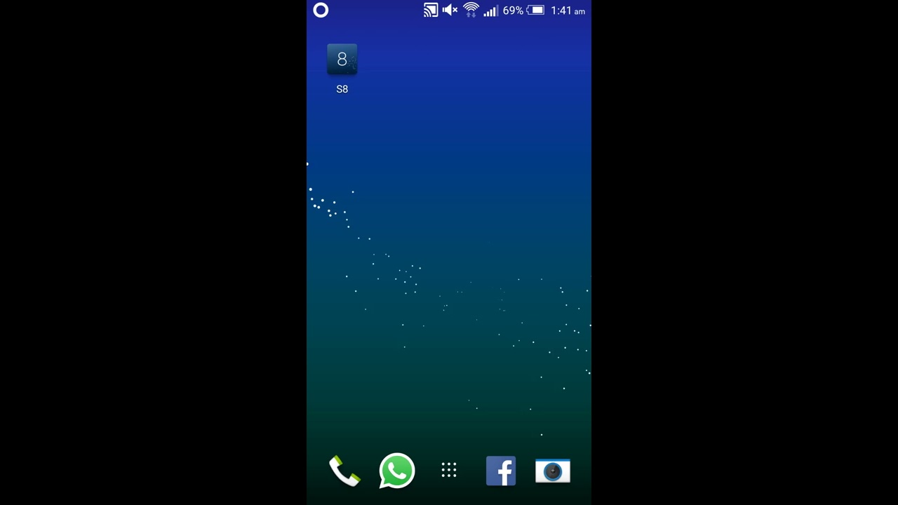 S8 Live Wallpaper [Demo] - YouTube
