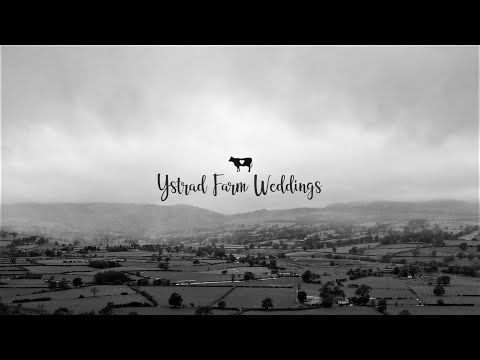 Ystrad Farm Weddings | Launch Day & Styled Shoot 2019
