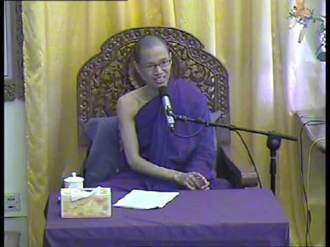 What is Vipassanā Part 1 of 2 by Ashin Janakabhivamsa (Pa Auk)