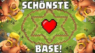 DIE SCHÖNSTE BASE DER WELT! || Clash of Clans || Let's Play CoC [Deutsch German HD]