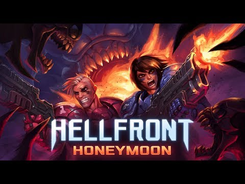 HELLFRONT: HONEYMOON   Review   XBOX ONE (Snoley Games)