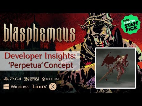 Developer Insights - Perpetua Eclessiae concept timelapse |