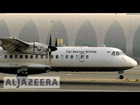 🇮🇷 Aseman Airlines plane crash kills 65 in central Iran