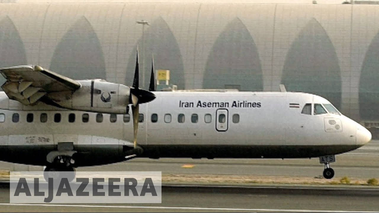 🇮🇷 Aseman Airlines plane crash kills 66 in central Iran