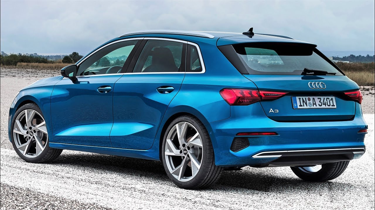 2021 Audi A3 Sportback - Driver Focused Compact Hatchback - YouTube