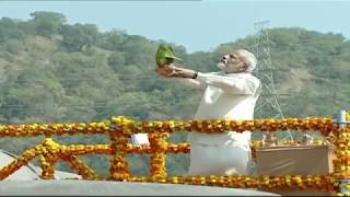 Visit inside the Statue of Unity with Prime Minister Narendra Modi