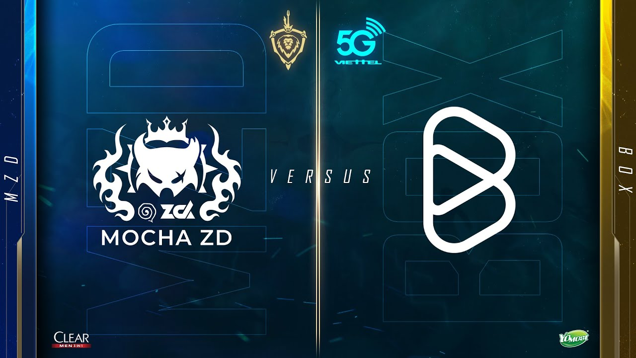 Mocha ZD vs BOX Gaming [Vòng 3 - 28.02] - Viettel 5G Đấu Trường Danh Vọng Mùa Xuân 2020