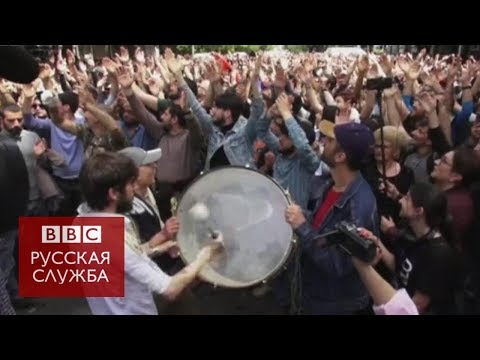 Протесты в Армении: что митингующие думают о России?