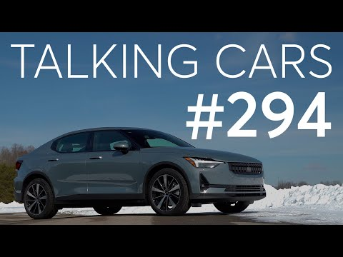 2021 Polestar 2 First Impressions; New Nissan Frontier & Pathfinder | Talking Cars #294