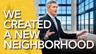We Created a New Neighborhood in New York City | Ryan Serhant Vlog #049