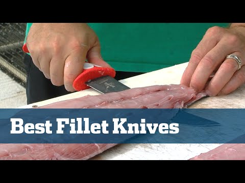 Fillet Knives Selecting Using Maintaining - Florida Sport Fishing TV Gear Guide