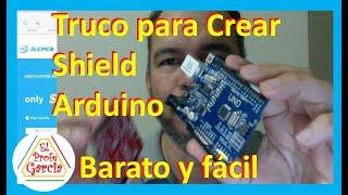 ✅ Crear mi propia Shield  Arduino - Free Shipping on First Order JLCPCB
