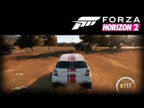 Forza Horizon 2 Bucket List #13 Bowler EXR S Ignore Road