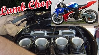 Fireblade Carb Cleaning (float bowl strip down) 1998 CBR900RR  RRW