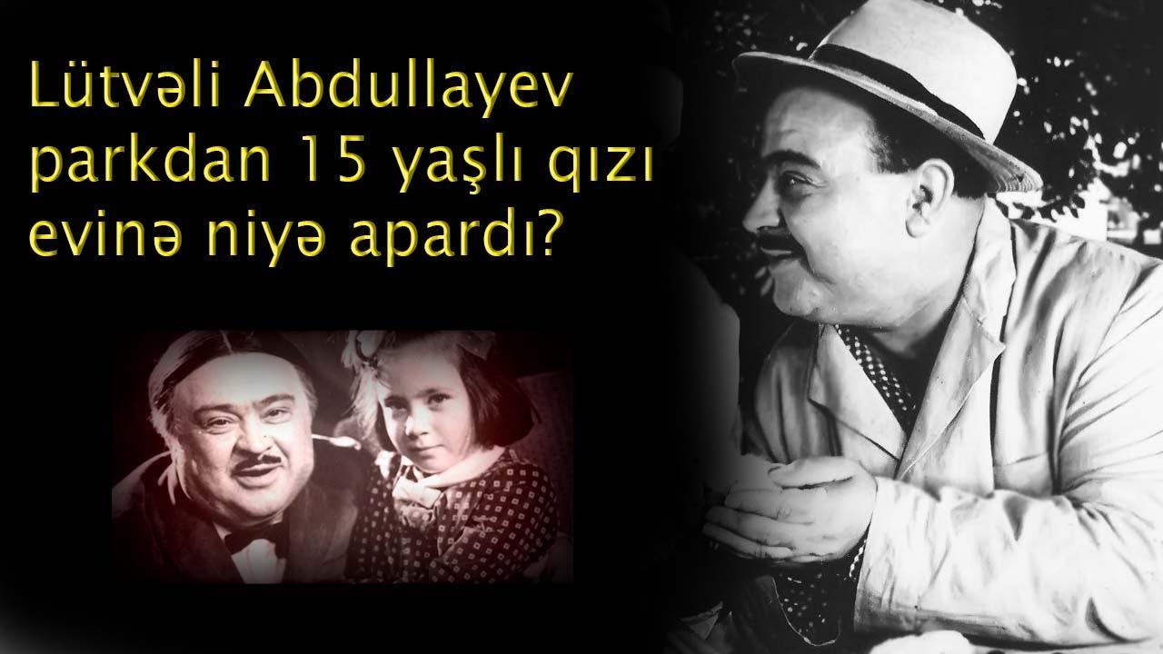 Lütvəli Abdullayev ölüm anında Bəxtiyar Vahabzadəni necə şoka salmışdı?