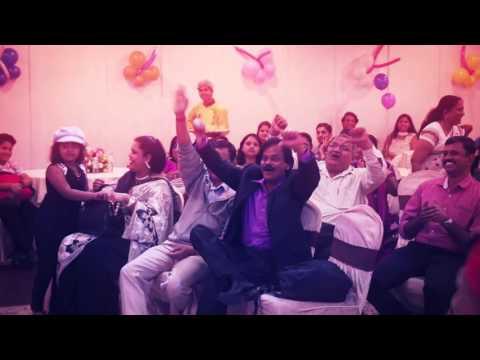 Nayonika's 1st BD Party @ Star Banquets Bangalore