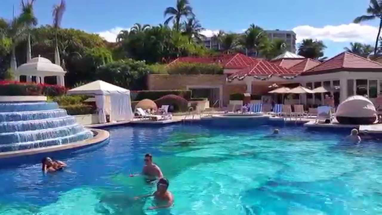 maui hawaii swimming pool under water boris krymoff youtube