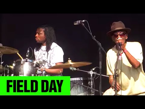 Thomas Mapfumo - Full Set | Field Day 2013 | Festivo