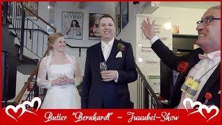 """Butler """"Bernhardt"""" - Juuubel-Show"""