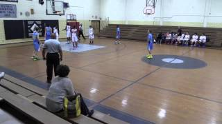 MD Flames 15u vs. NOVA Cavaliers 2nd quarter