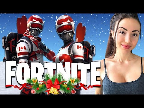 Pro Fortnite Christmas Player // SO Many Wins // LIVE GAMEPLAY!
