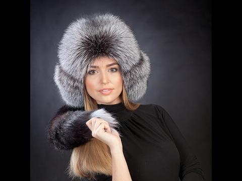 Модные женские меховые шапки в этом году!!!