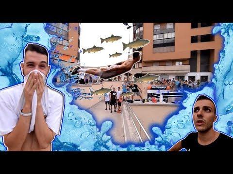 SALMONETES HUMANOS!!!🐟🐡🐠 Quedada Albacete😎 #AlexSeguraTour
