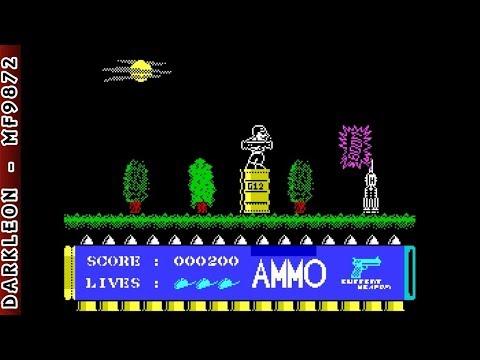 Sinclair Spectrum - Call Me Psycho