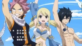 Video Fairy Tail OVA Opening 3 - Give me five! (OVA 7) download MP3, 3GP, MP4, WEBM, AVI, FLV April 2018