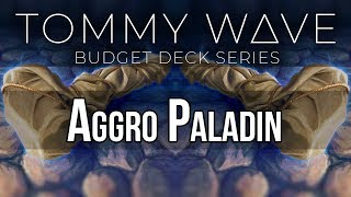 Witchwood Budget Deck Series: Aggro Paladin