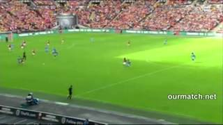 ملخص مباراة أرسنال ضد مانشستر سيتي 3-0 .HD 8/10.