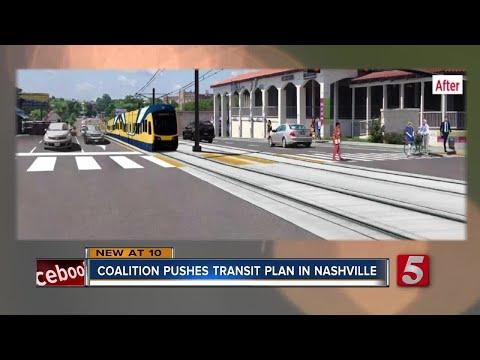 Transit Coalition Forms To Support Metro Nashville Transit Plan