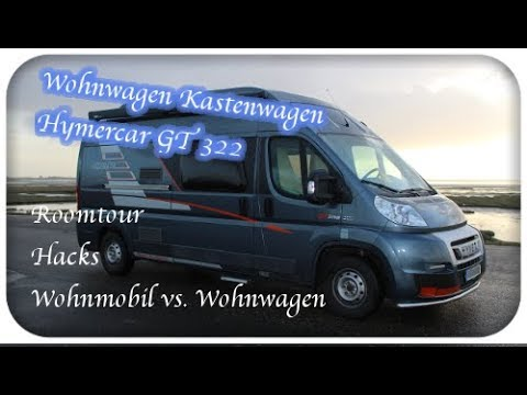 WOHNMOBIL Roomtour | Tipps | Wohnmobil vs. Wohnwagen