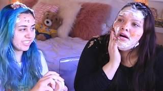 EAT IT OR WEAR IT CHALLENGE | rosaliesaysrawr & Karina Garcia