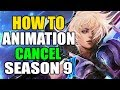 S9 RIVEN ANIMATION CANCEL GUIDE! - League of Legends
