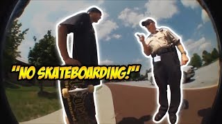 SKATERS vs THE WORLD #58! | Haters, Angry People, Cops/Security, & Cool People! (Skateboarding 2018)