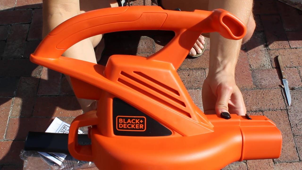 Black /& Decker LB700 Electric Blower 7 amp FM158