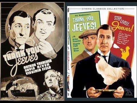 Спасибо, Дживс! (1936, США) комедия, раритет.Впервые!