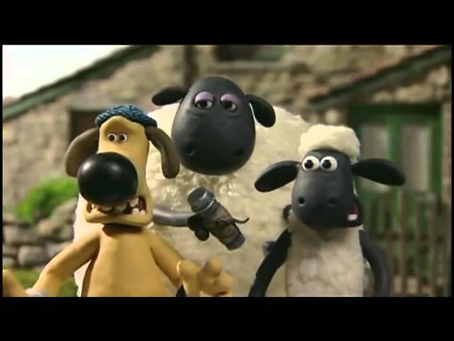 Shaun The Sheep فيلم كرتون الخروف الشهير شون ذا شيب Youtube