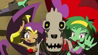 Shantae - Travel on Caravan (Fan Animated)