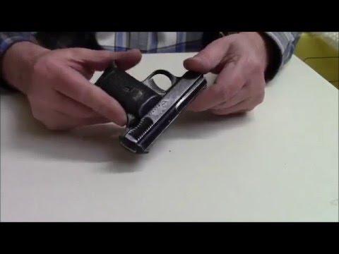 BALLERMANN (alte 8mm Pistole)