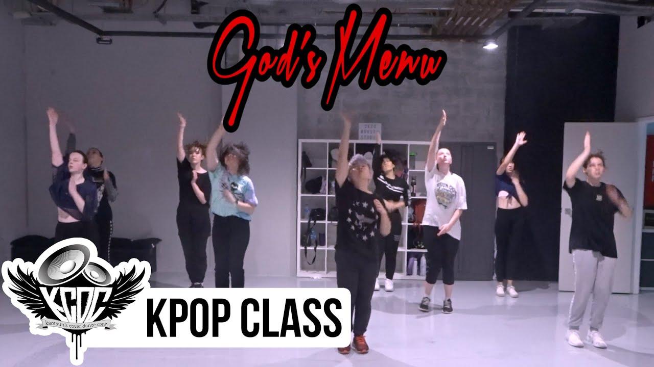 """Stray Kids - """"神메뉴"""" (God's Menu) [KPOP Dance Class]"""