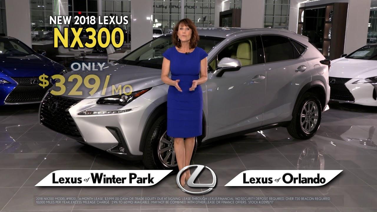Lexus Of Winter Park Lexus NX You Choose Your Lexus - Winter park car show 2018
