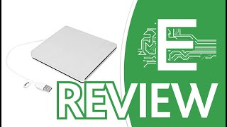 USB External Slot in DVD RW Drive Burner Superdriv Review