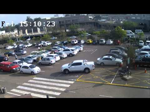Double car robbery Hillcrest South Africa
