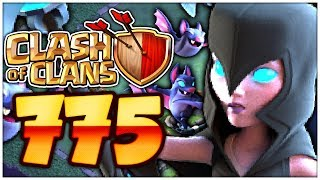 Clash Of Clans Part 775: STÄRKERE Fledermäuse bei der Nachthexe nutzen!