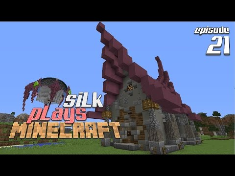 Silk Plays Minecraft 1.12 SSP - Episode 21...