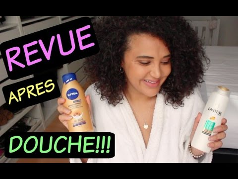 REVUE APRES DOUCHE 🚿 ! Review After Shower